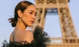 """""""มิน พีชญา"""" ปังทุกชุด จัดเต็มแฟชั่นโอต์กูตูร์ลงปกนิตยสาร ส่งท้ายปารีส"""