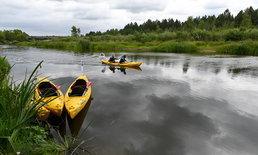 """ยูเครนเตรียมเปิดทัวร์ """"ล่องแม่น้ำ"""" ในเขตอันตรายโรงไฟฟ้าเชอร์โนบิล"""