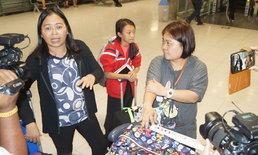 เผยนาทีระทึก 13 คนไทยฝ่าม็อบสนามบินฮ่องกง เป็นกลุ่มสุดท้ายที่ได้โหลดกระเป๋า