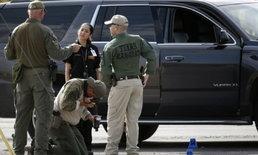 """ตำรวจเผยมือปืนยิงกราดเท็กซัส 7 ศพ """"จิตไม่ปกติ"""" ถูกไล่ออกจากงานก่อนก่อเหตุ"""