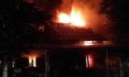 วอนช่วยเหลือเด็ก 6 ขวบ บ้านไฟไหม้-ครอกพ่อแม่น้องดับ 3 ศพ