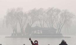 จีนมึน ยิ่งปลูกต้นไม้ มลพิษอากาศยิ่งแย่