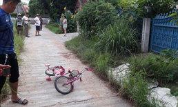 เจ้าของสุนัข 3 ตัวขย้ำเด็กดับ สุดเสียใจ เห็นน้องปั่นจักรยานผ่านหน้าบ้านทุกวัน