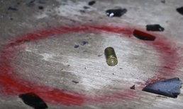 อุกฉกรรจ์-มือปืนโหดกระหน่ำ 11 มม. ใส่หนุ่มกลางห้องเช่าต่อหน้าแฟนสาว