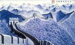 ฝีมือเลิศล้ำ หนุ่มชนบทจีนเนรมิตรภาพสวยจากปากกาลูกลื่น