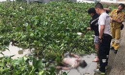 พบศพหนุ่มประกันสังคมวัย 42 ลอยน้ำ หลังซึมเศร้ากระโดดสะพานจบชีวิต