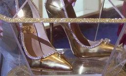 """กล้าซื้อไหม? ดูไบโชว์ของดี """"รองเท้าแพงสุดในโลก"""" ขายราคาแค่ 550 ล้านบาท"""