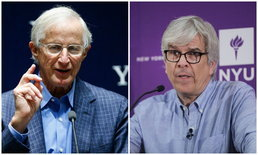 2 นักเศรษฐศาสตร์อเมริกันคว้ารางวัลโนเบลประจำปีนี้ไปครอง