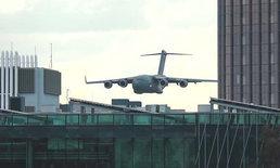 กองทัพอากาศออสซี่โดนจวกหนัก หลังบินโฉบตึกระฟ้ากลางเมือง