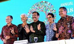 ธนาคารโลกให้อินโดนีเซียกู้เงิน 3.2 หมื่นล้านบาท ฟื้นฟูภัยพิบัติ