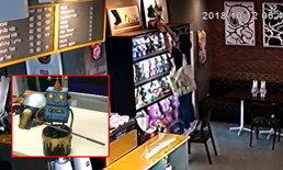 โผล่เว็บมือสอง-ล่อจับโจรสาวย่องลักตุ๊กตาราคา 20,000 บาท วงจรปิดจับชัด (คลิป)