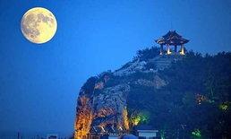 """ล้ำไปอีก จีนสร้าง """"ดวงจันทร์เทียม"""" เตรียมส่งขึ้นอวกาศปี 2020"""