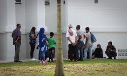 จำคุกตลอดชีวิต 7 ชายหื่นรุมโทรมเด็ก 14 ปี อีก 4 โทษจองจำ 15-45 ปี