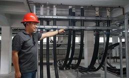 ชาวสมุยเฮ! หลังการไฟฟ้าฯ ซ่อมสายไฟฟ้าเสร็จ สามารถจ่ายไฟเข้าระบบได้ตามปกติแล้ว