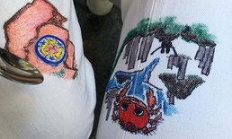 """""""ณเดชน์-ญาญ่า"""" หวานต่อที่ฮ่องกง ใส่กางเกงคู่ ดูแล้วมีความหมาย"""