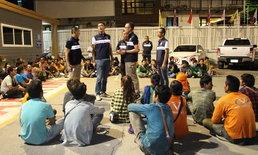 กวาดเรียบ-ตม.ชลบุรีคุมเข้มต่างด้าวเข้าเมืองผิดกฎหมาย ป้องกันเหตุรับเทศกาลลอยกระทง