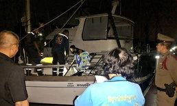 ฝรั่งแคนาดาล่องเรือยอชท์หรูไปลอยกระทง เกิดแน่นหน้าอก-ตายเปลือยกลางทะเล