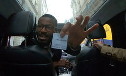 """ศาลปารีสสั่งจำคุก """"แท็กซี่เถื่อน"""" 8 เดือน โกงค่าโดยสารชาวไทย"""
