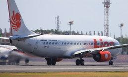 """อินโดฯ เปิดสาเหตุเที่ยวบิน 610 """"ไลออน แอร์"""" ตกทะเล สูญ 189 ชีวิต"""