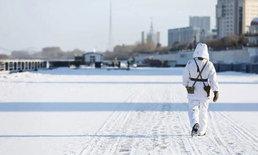 จีนเผชิญอากาศหนาวจัด บางพื้นที่ติดลบ 40 องศา
