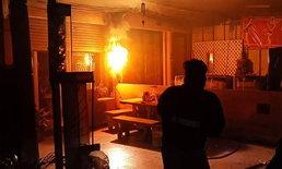 แตกตื่น! เบรกเกอร์ไฟลัดวงจร ไฟลุกไหม้หวิดวอดทั้งตึกชาวไทย-ต่างชาติวิ่งหนีวุ่น