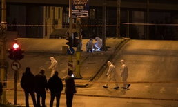 """วางระเบิดบึ้มสถานีโทรทัศน์รายใหญ่ของกรีซ ทางการชี้ฝีมือกลุ่ม """"ไม่เอาประชาธิปไตย"""""""