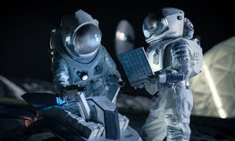 """ทรัมป์ไฟเขียวตั้ง """"กองบัญชาการอวกาศ"""" พร้อมทุ่มงบ 800 ล้านดอลลาร์ตลอดเวลา 5 ปีจากนี้"""
