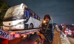 ตำรวจอียิปต์วิสามัญ 40 ศพ กลุ่มผู้ต้องสงสัยระเบิดรถบัสท่องเที่ยว