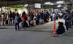 หมอชิตคนแน่น แท็กซี่ไม่พอ! คาดประชาชนทยอยกลับกรุงเทพฯ วันนี้ 1.7 แสนคน
