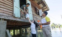 น้ำใจไทย จิตอาสาเดินหน้าช่วยเหลือพี่น้องผู้ประสบวาตภัยพายุปาบึกอย่างต่อเนื่อง