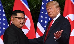 """ทรัมป์-คิม คุยปลดนิวเคลียร์ต่อ ไม่รอแล้วนะ! เตรียมพบรอบ 2 มีลุ้นจัดที่ """"กรุงเทพฯ"""""""