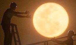 """เผยภาพ """"ดวงจันทร์เต็มดวงใกล้โลก"""" ชาวไทยตื่นตาแห่ชมคึกคักทั่วประเทศ"""