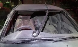 หนุ่มประชดเมีย หิ้วถังแก๊สขึ้นรถ หวังทำท่าฆ่าตัวตาย เกิดระเบิดพรึ่บ-เจ็บครวญ