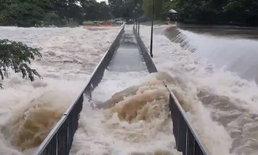 ออสเตรเลียเผชิญน้ำท่วมใหญ่ในรอบ 100 ปี ประชาชนอพยพหนีนับพันชีวิต