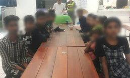 """แรงงานเถื่อนขึ้นรถทัวร์ทำเนียนเป็นคนไทย สุดท้ายโดนจับเพราะ """"กลิ่นตัวแรง"""""""