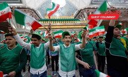 """ปฏิวัติของจริงต้อง """"อิหร่าน"""" ครบรอบ 40 ปี สู้ภัยใน-นอกประเทศอยู่หมัด!"""