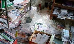 สุดสะพรึง บุรุษไปรษณีย์ไม่ทำหน้าที่ จดหมายค้างจ่ายนับพันชิ้นกองในบ้าน