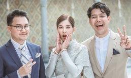 """""""ก้อย รัชวิน"""" ร้องไห้หนักมาก หลังได้อ่านข้อความจากพี่ชาย วันที่น้องกำลังจะแต่งงาน"""