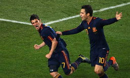 บีย่าซัดชัย!!สเปนเฉือนปารากวัย 1-0