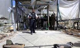 คนงานไทยเสียชีวิตเหตุยิงจรวดถล่ม-อิสราเอลเอาคืนกาซา