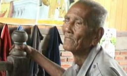 สลด! ตาวัย 107 ปี ถูกทิ้งโดดเดี่ยว