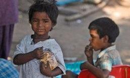 เผยอินเดียยังมีประชาชนขาดแคลนอาหารมากที่สุดในโลก
