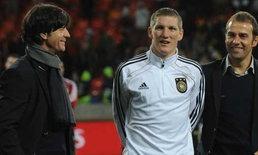 ชไวนี่ภูมิใจเยอรมันคว้าอันดับ 3 บอลโลก