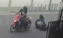จับ 2 หนุ่มปล้นสาว ปากซอยรามอินทรา 28