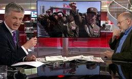 นักข่าวบีบีซีปลอมเป็นนักศึกษาลอบเข้าโสมแดงทำรายการ