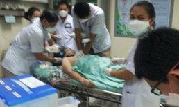 แม่เครียดกรอกยาพิษลูกป่วยมะเร็งขั้นสุดท้าย ก่อนซดตายตาม