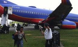 เครื่องบินเซาธ์เวสต์ฯกระแทกรันเวย์เจ็บ11