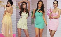 มาดูชุดสุดเซ็กซี่ของ 4 สาวที่ร้อนแรงแห่งปี!!!