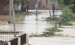 น้ำท่วมใหญ่ปากี-อัฟกาเสียชีวิตกว่า160ราย