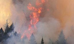 แคลิฟอร์เนีย ประกาศภาวะฉุกเฉินไฟป่า